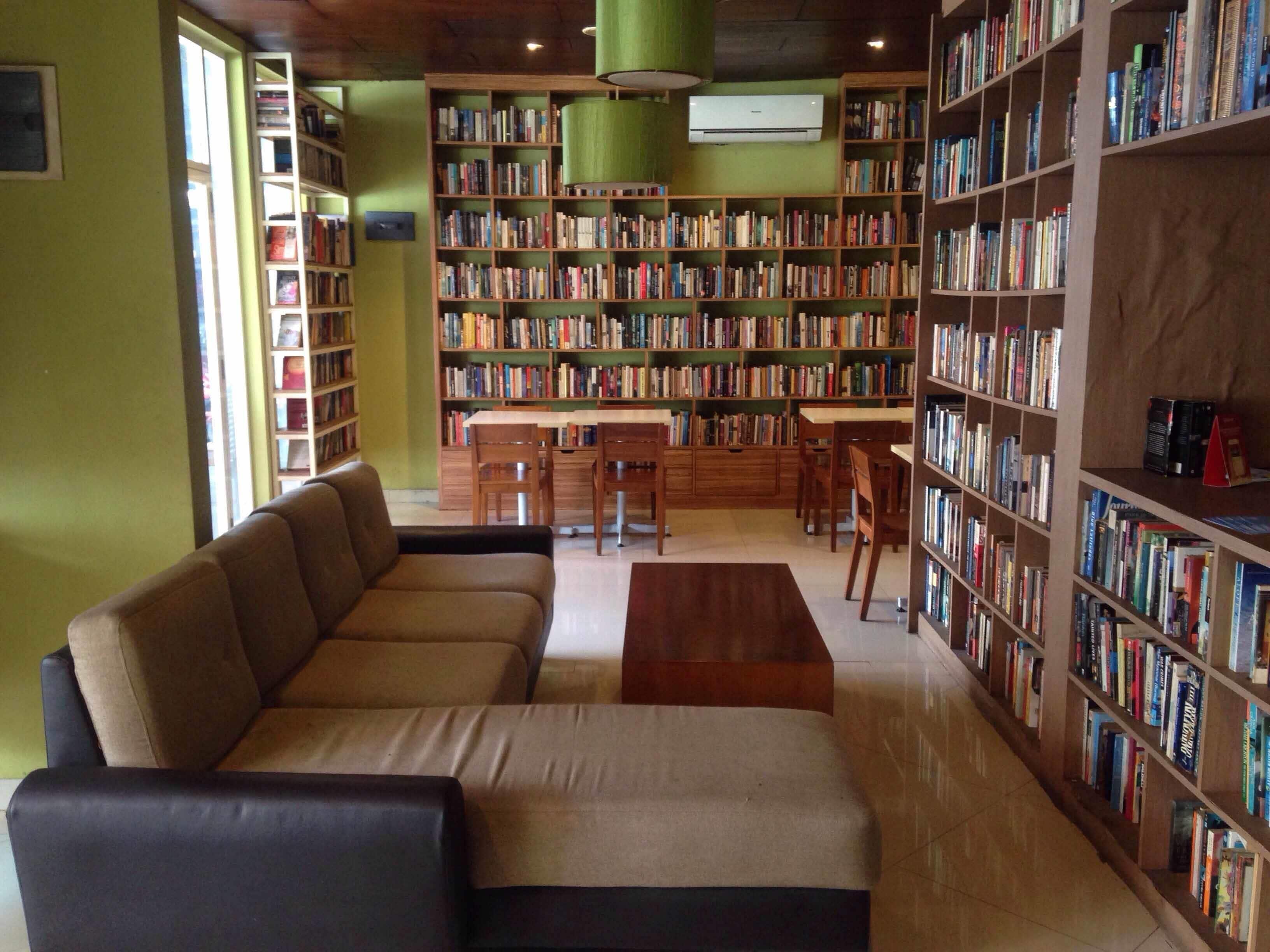 The Reading Room, Kemang, Jakarta