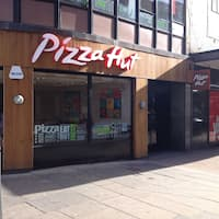 Pizza Hut City Centre Glasgow Zomato Uk
