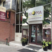 Image result for aroma fine indian cuisine