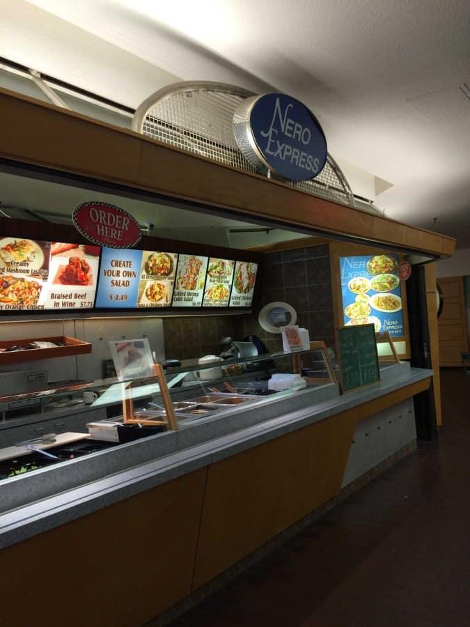 Yorkville Food Court
