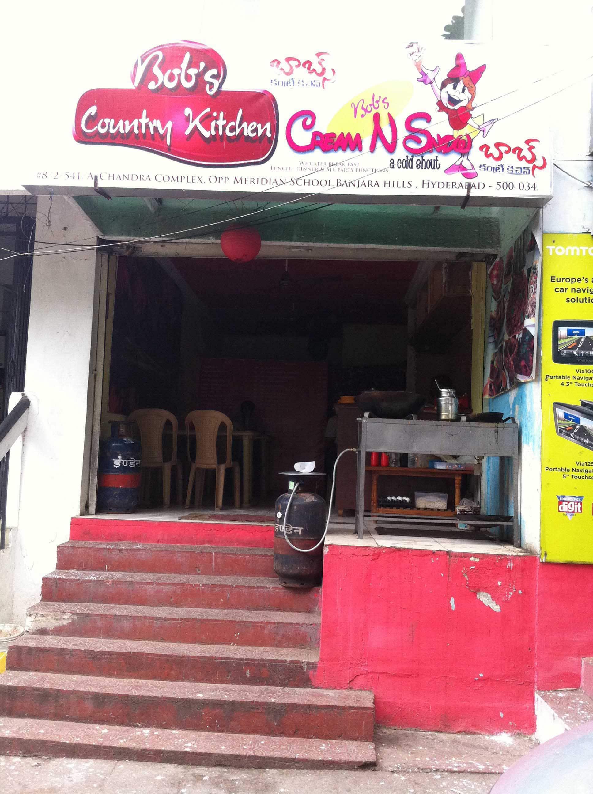 Bob S Country Kitchen Banjara Hills Hyderabad Restaurant