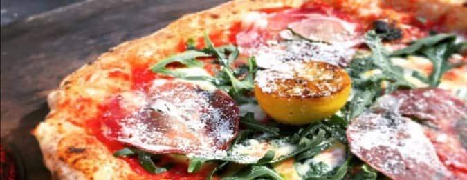 Pizza Pilgrims 46 Soho London Zomato