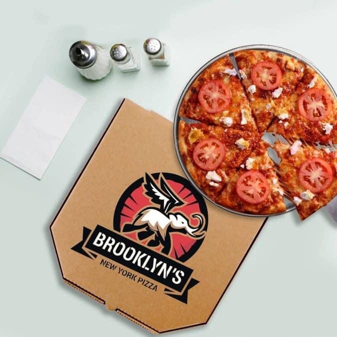 Brooklyn's New York Pizza Menu