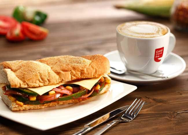 Coffee Day Menu With Prices Cafe Coffee Day Menu
