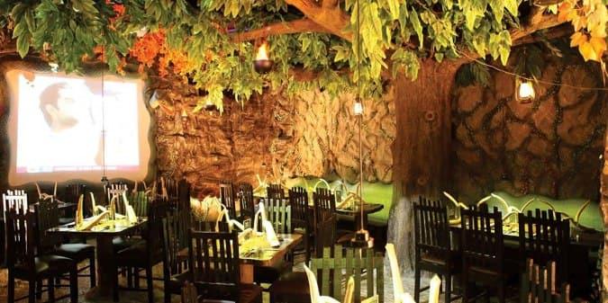 Rainforest Cafe Mumbai Menu