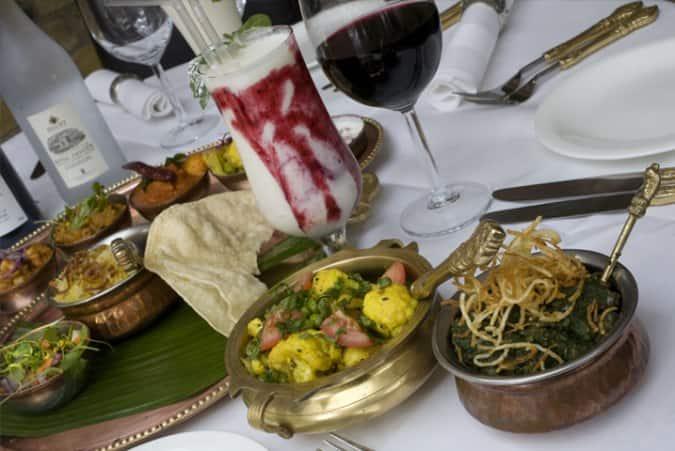 Indian Zilla Restaurant Barnes