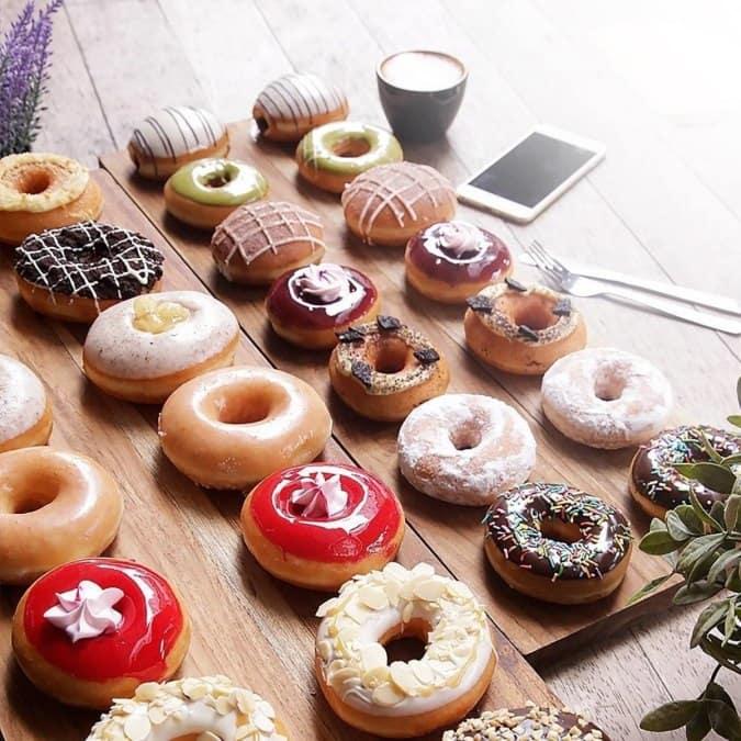 Krispy Kreme Menu Menu For Krispy Kreme Thamrin Jakarta Zomato