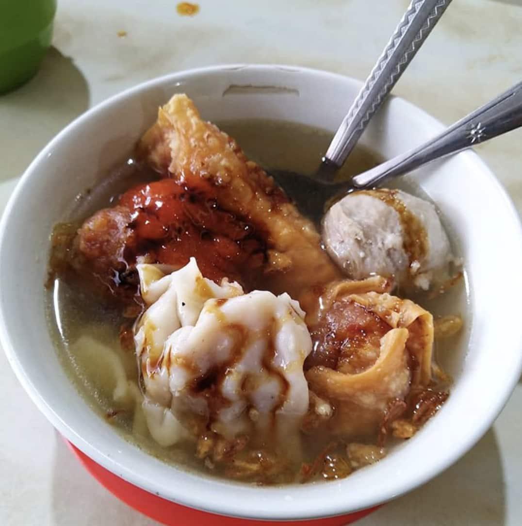 Bakso Bakwan Malang Cak Su Kumis Jakarta Bekasi