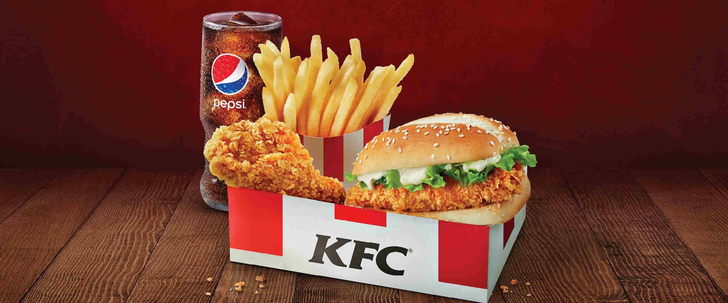 Kfc دجاج كنتاكي Al Sadd Doha