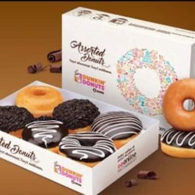 Dunkin Donuts Velachery Chennai
