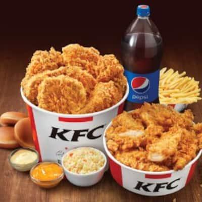 KFC, Al Majaz, Sharjah - Zomato