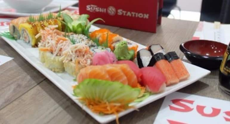 Eq3shjaimk0ctm Sushi station is a cornerstone in the thunder bay community and has been recognized for its outstanding sushi & thai cuisine, excellent service, and friendly staff. https www zomato com beirut sushi station dekwaneh metn