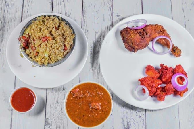 Red Chicken, Srirangam, Trichy - Zomato