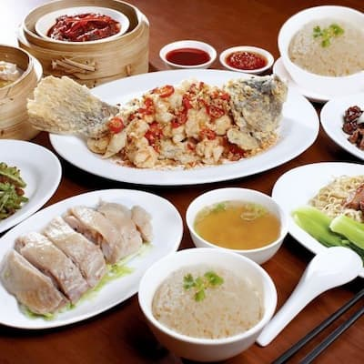 Imperial Kitchen Dimsum Kelapa Gading Jakarta Zomato Indonesia