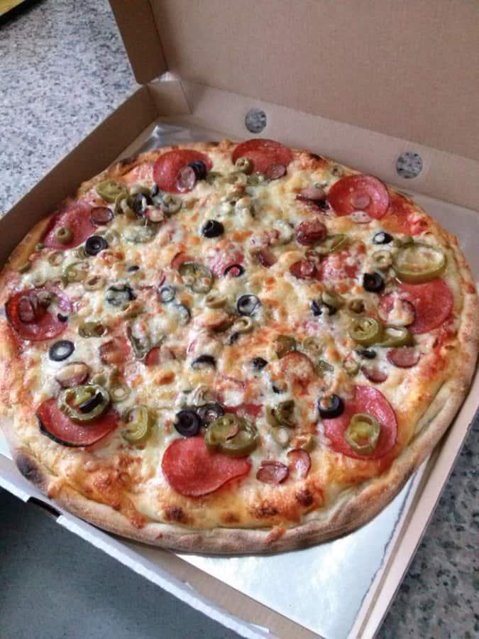 Pizza warszawa blog