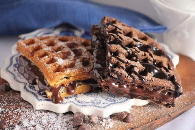 The Belgian Waffle Co. Menu, Menu for The Belgian Waffle ...