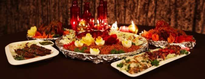 Persian Darbar Menu Menu For Persian Darbar Linking Road