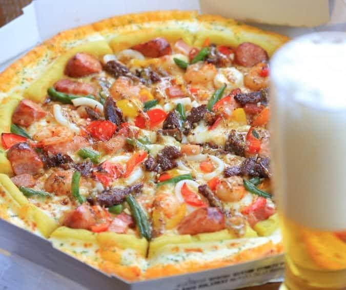 Pizza Hut Ortigas Mandaluyong City Zomato Philippines