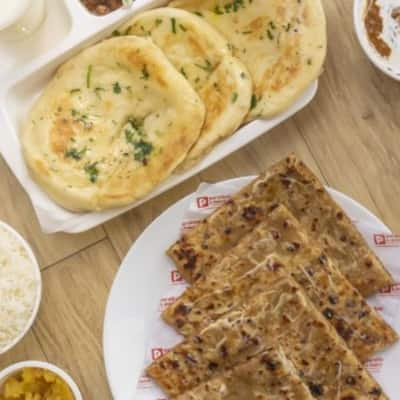 Parathas & More, Kondapur, Hyderabad - Restaurant - Zomato