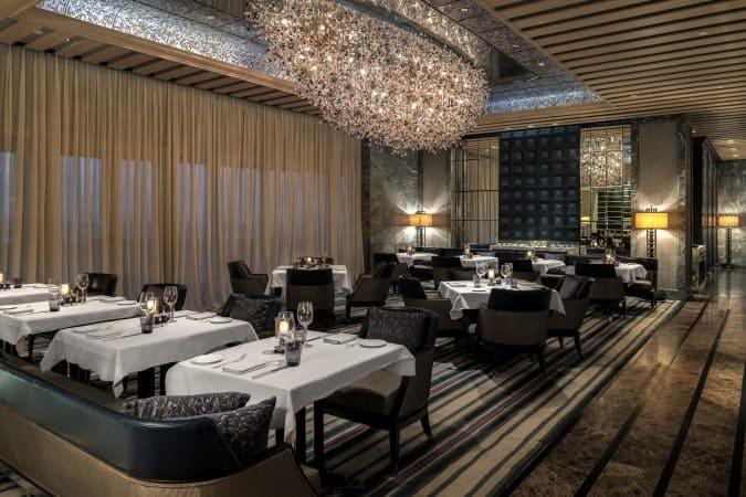 Tre Forni Restaurant And Bar Park Hyatt Banjara Hills