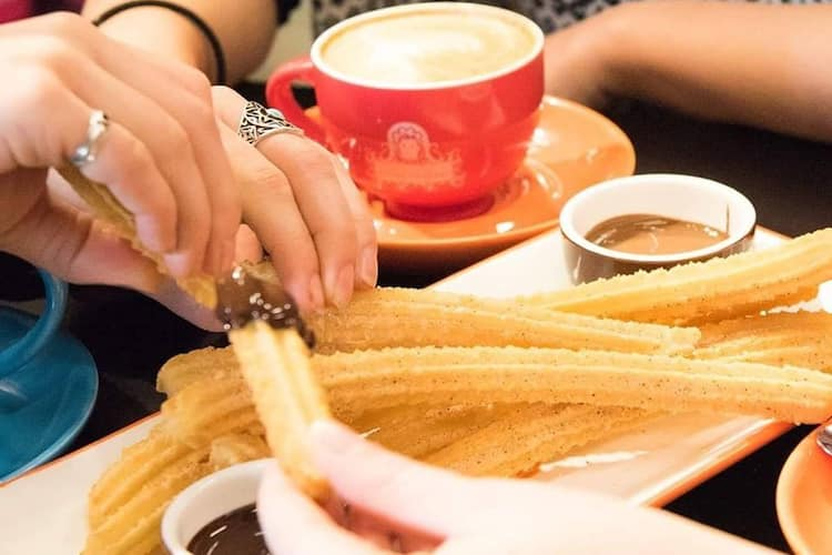 Chocolateria San Churro Midland Perth