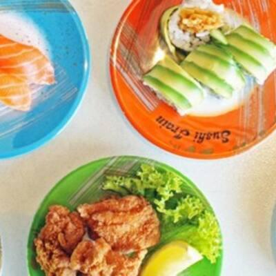 Sushi Train Menu, Menu for Sushi Train, Randwick, Sydney
