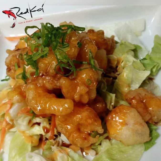 Red Koi Thai & Sushi Lounge, Coral Gables, Miami