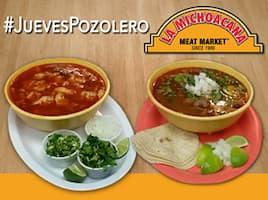 La Michoacana Meat Market Taqueria Panaderia Oak Cliff Dallas