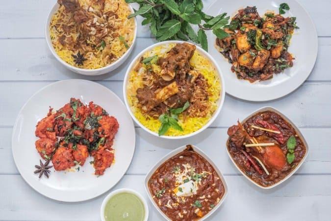 The Cuisine of Hyderabad Menu, Menu for The Cuisine of Hyderabad ...