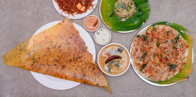 South Indian Fast Food West Patel Nagar New Delhi Zomato