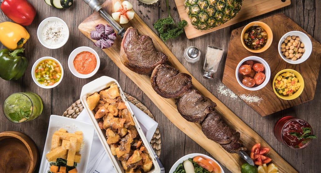 Brazilian BBQ Restaurant