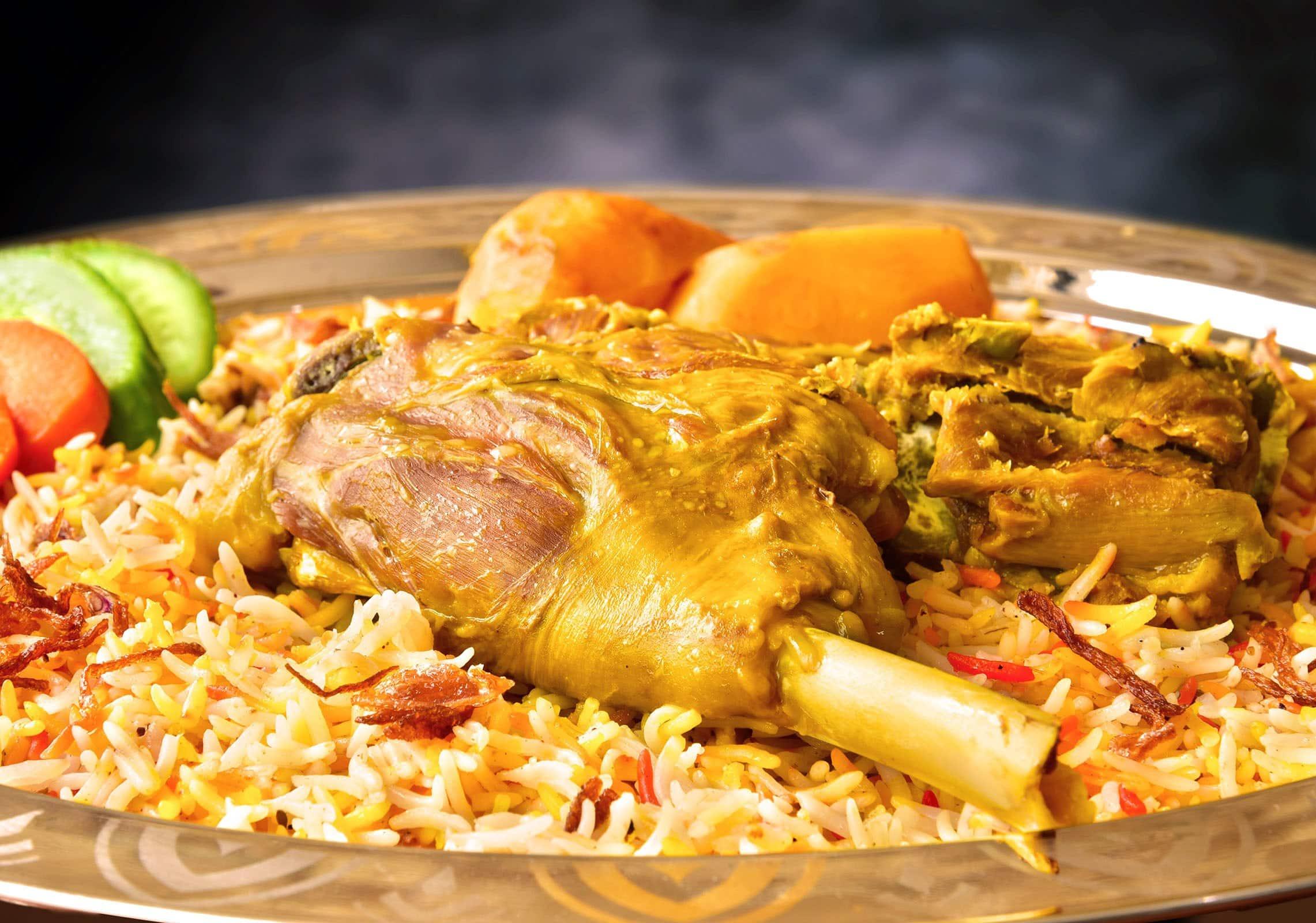 مطاعم أبوظبي اليمنية والخليجية