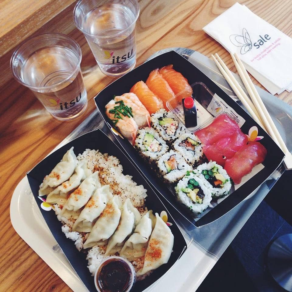 sushi in london bridge
