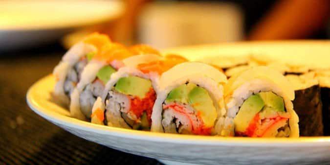 Aji sai sushi menu menu for aji sai sushi milton for Aji sai asian cuisine