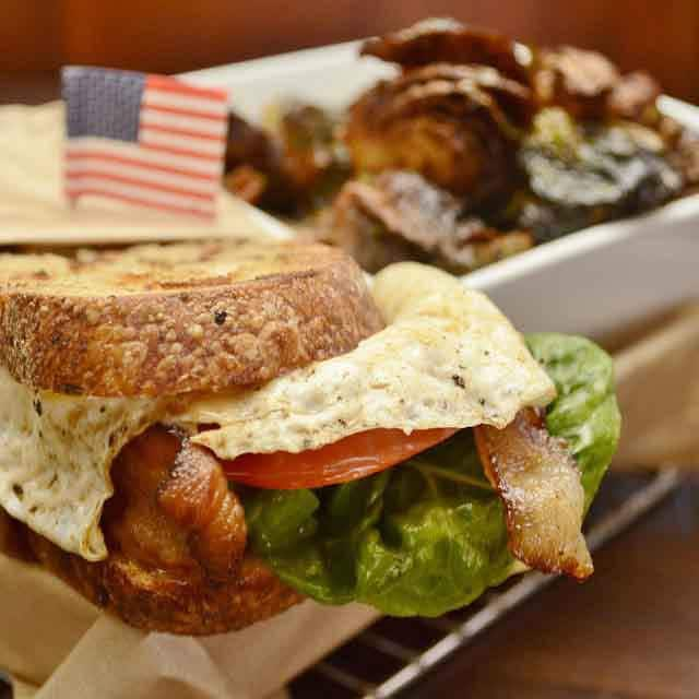 The American Grilled Cheese Kitchen Menu
