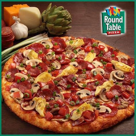 Round Table Pizza Menu Menu For Round Table Pizza El Cajon San - Round table delivery near me