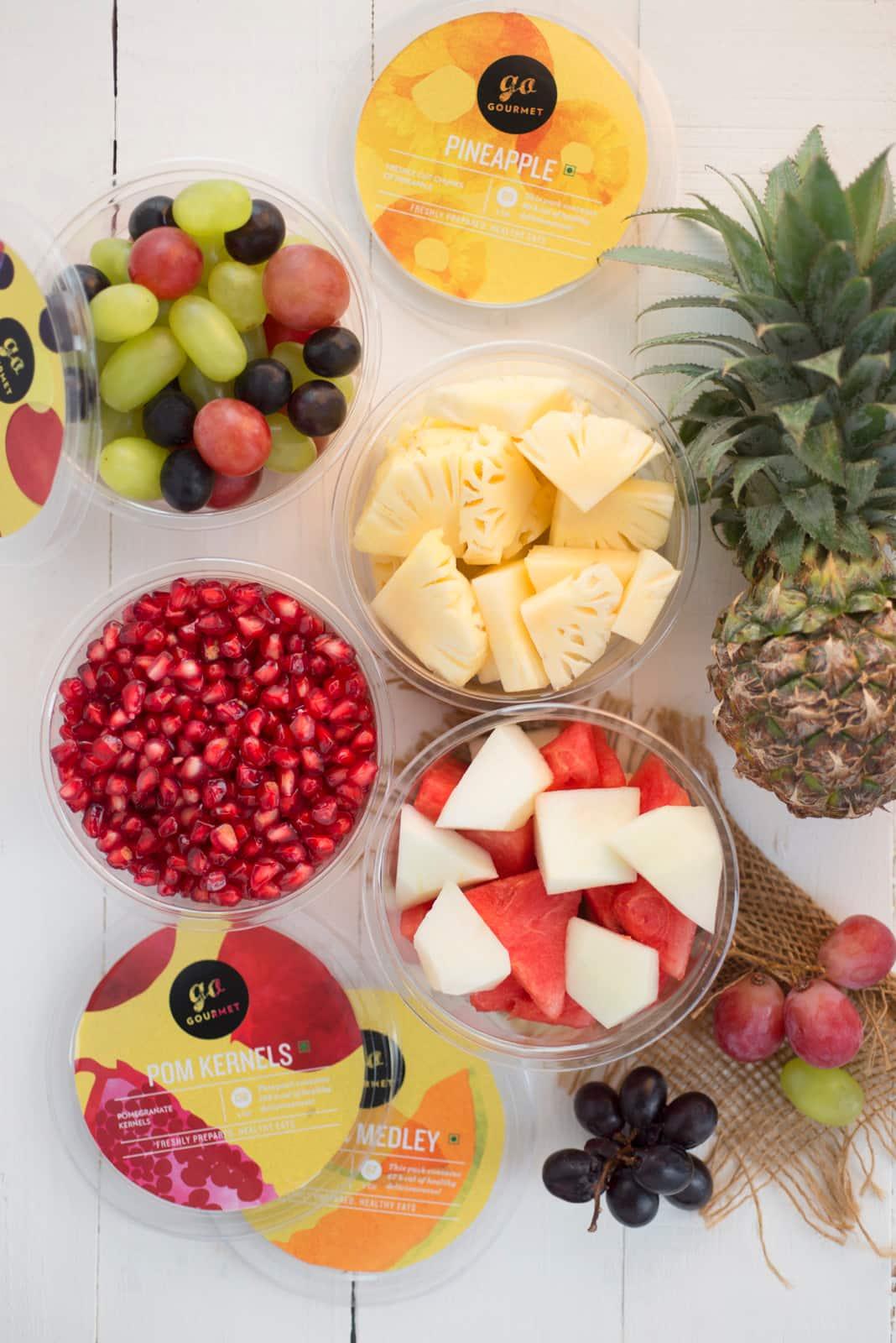 Healthy Cafes: Go Gourmet