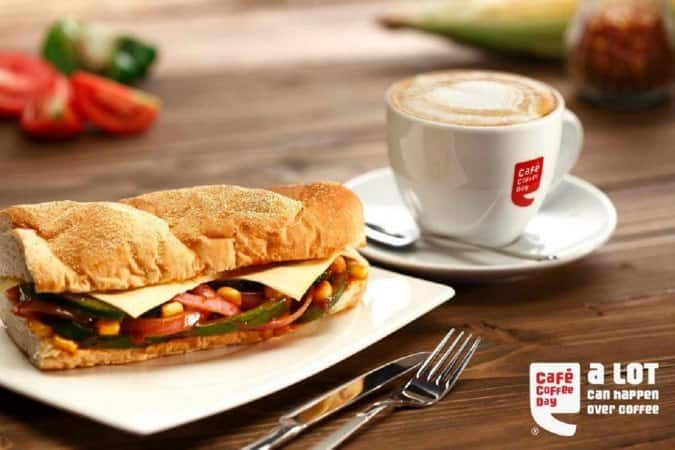 Cafe Coffee Day City Centre 2 Mall Rajarhat New Town Kolkata