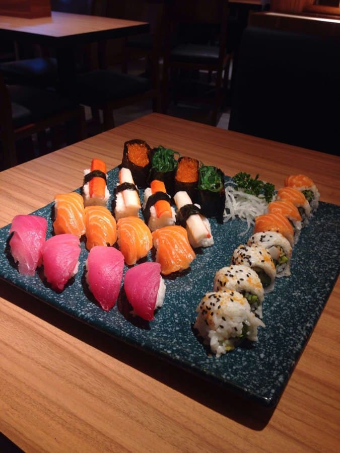 Ichiban Sushi Gandaria Jakarta Zomato Indonesia