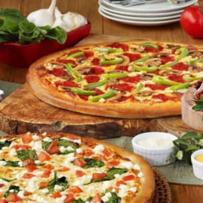 Ginos Pizza Scarborough Toronto Urbanspoonzomato