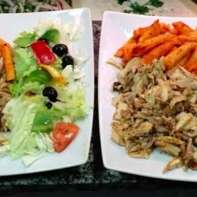 Kebab El Karnak Menu, Menu for Kebab El Karnak, Stary