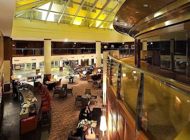 łazienki Lounge Hotel Regent śródmieście Południowe