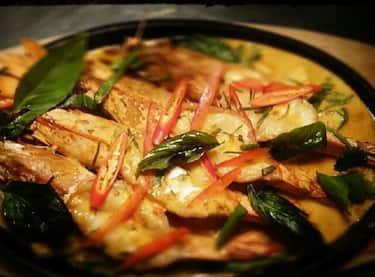 Thai Garden żoliborz Warszawa Gastronaucizomato
