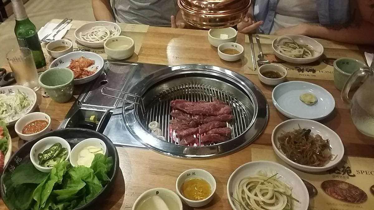 Bi-Won Cafe & Charcoal Grill Korean Restaurant | 21 Nind Street, Southport, Gold Coast, Southport, Queensland 4215 | +61 7 5661 2946