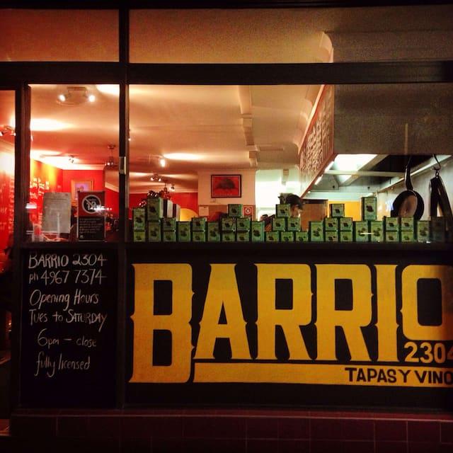 Barrio Tapas Bar