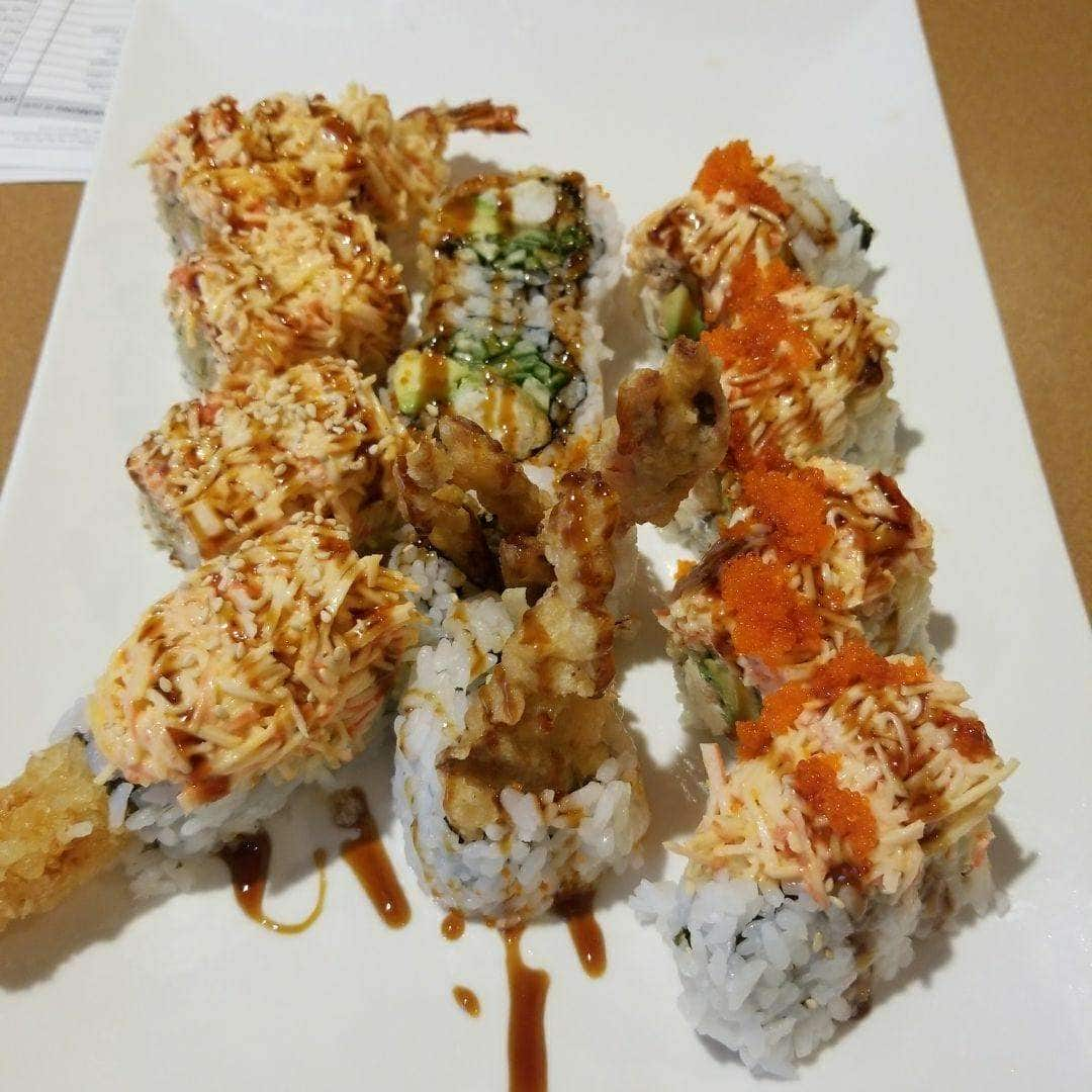 Sushi Places Medford Oregon