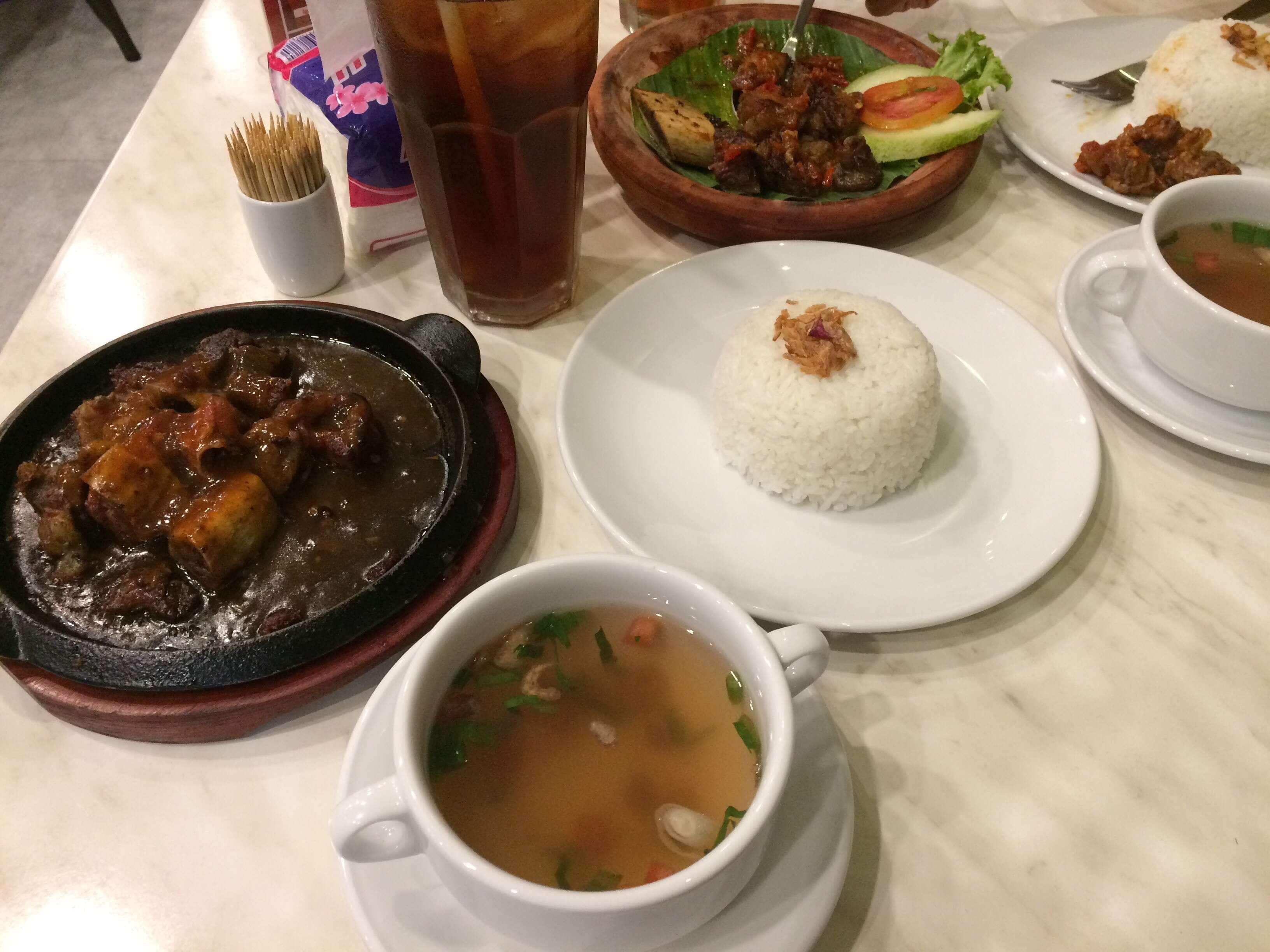 Dapur Iga Kelapa Gading Jakarta