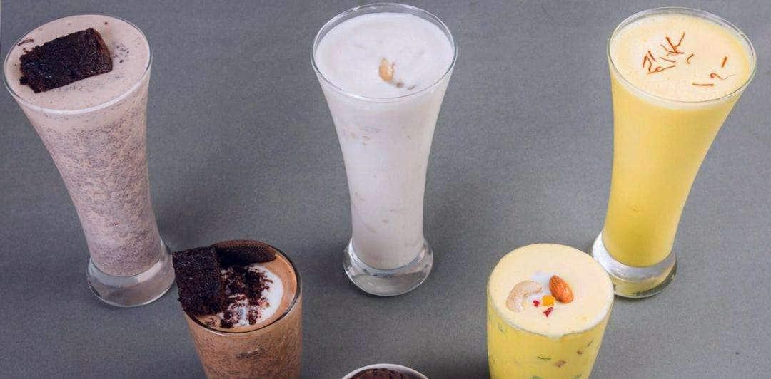Bharkadevi Icecream Cafe