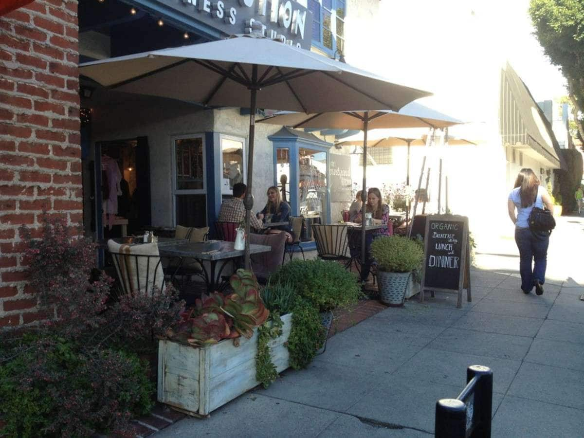 The Courtyard Kitchen, Wilshire Montana Photos