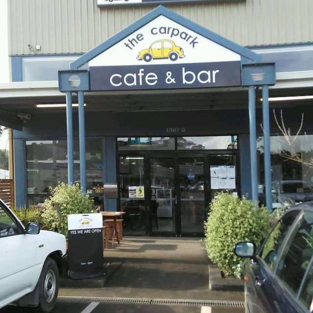 Carpark Cafe and Bar
